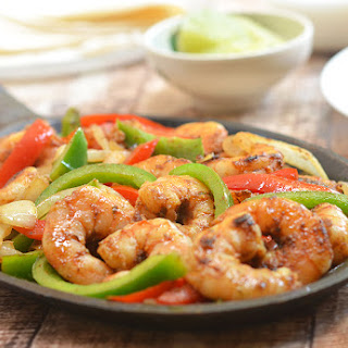 Mexican Shrimp Fajitas Recipes
