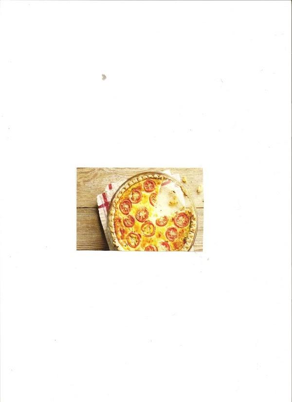 Savory Summer Tomato Pie Recipe