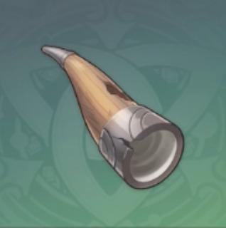 原神】重い角笛の入手方法と使い道 | げんしん | 神ゲー攻略