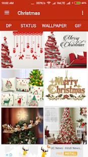 Christmas DP & Status 2k18 - náhled