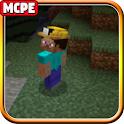 Mining Helmet Mod MC Pocket Edition icon