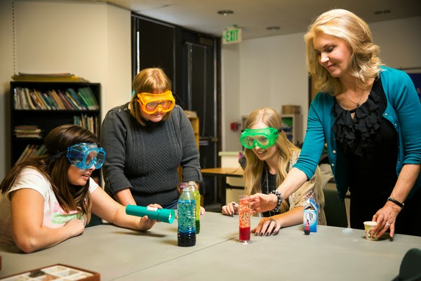 Five best practices for teaching science