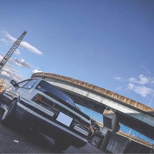 カローラレビン AE86 GT-APEXのカスタム事例画像 オヤジJr.【OYAGE Jr.】さんの2020年12月09日18:24の投稿