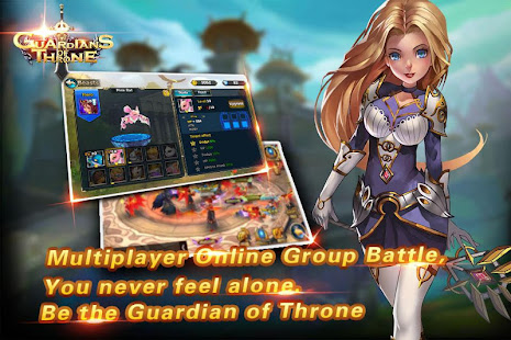 Hack Game Guardians of Throne apk free