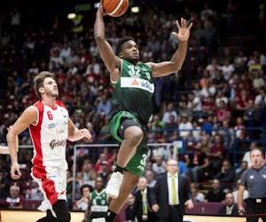 """Retin Obasohan droomt nog altijd van NBA: """"Ik sta nog altijd op de radar"""""""