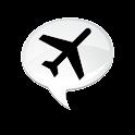 Hotel Flight Bus Air Ticket icon