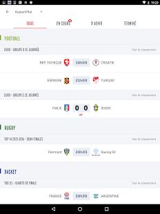 L'Equipe.fr : foot, rugby Screenshot 14