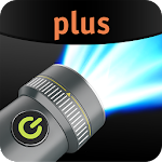 Flashlight Plus Free with OpticView™ Icon