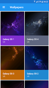 Theme - Galaxy S9 Screenshot