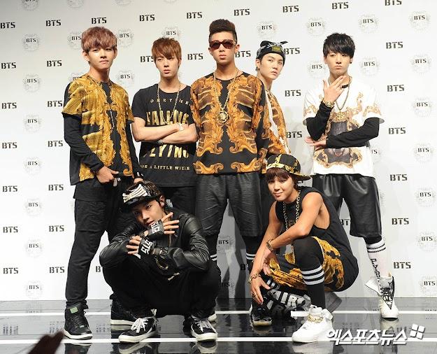 The Scenes from BTS Debute Era in We are Bulletproof Eternal Mv explained