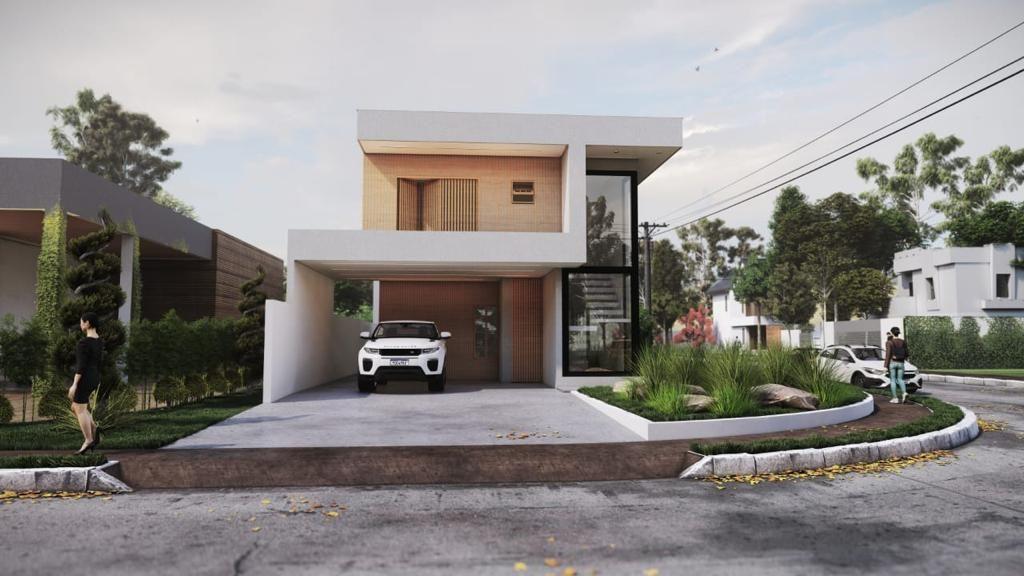 Sobrado com 3 dormitórios à venda, 168 m² por R$ 1.200.000,00 - Condomínio Bella Vittà - Londrina/PR
