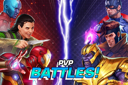 MARVEL Puzzle Quest: Join the Super Hero Battle! 204.531444 screenshots 4