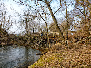 Photo: 8,1 km nieczynny most Sokołów