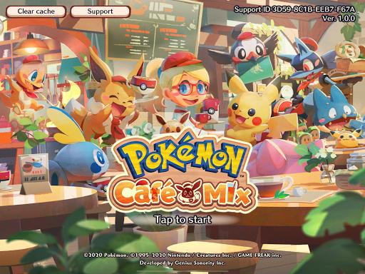 Poku00e9mon Cafu00e9 Mix 1.40.0 Screenshots 12