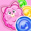 Cotton Candy Mouse Bubble