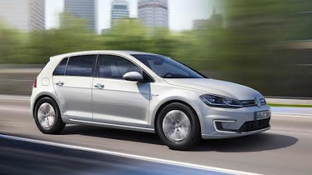 EV's - VW e-Golf [39.010€] [WLTP 220-300km NEDC]