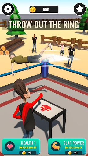 Slap Master : Super Slap Game apkmind screenshots 8