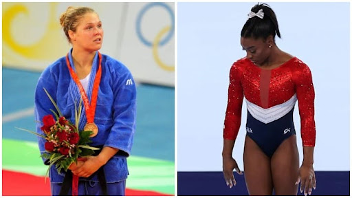 Ronda Rousey Hits Out At The Critics Of Simone Biles