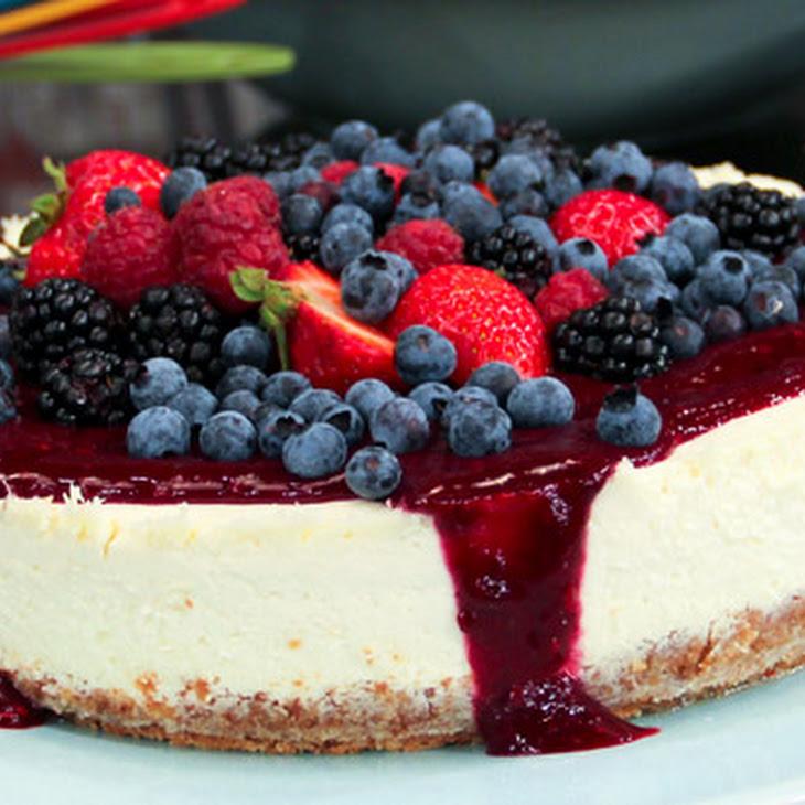 Mix Berry Cheesecake