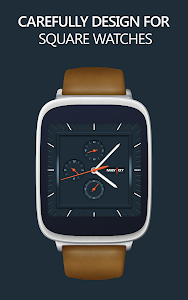 Aviator HD Watch Face screenshot 9