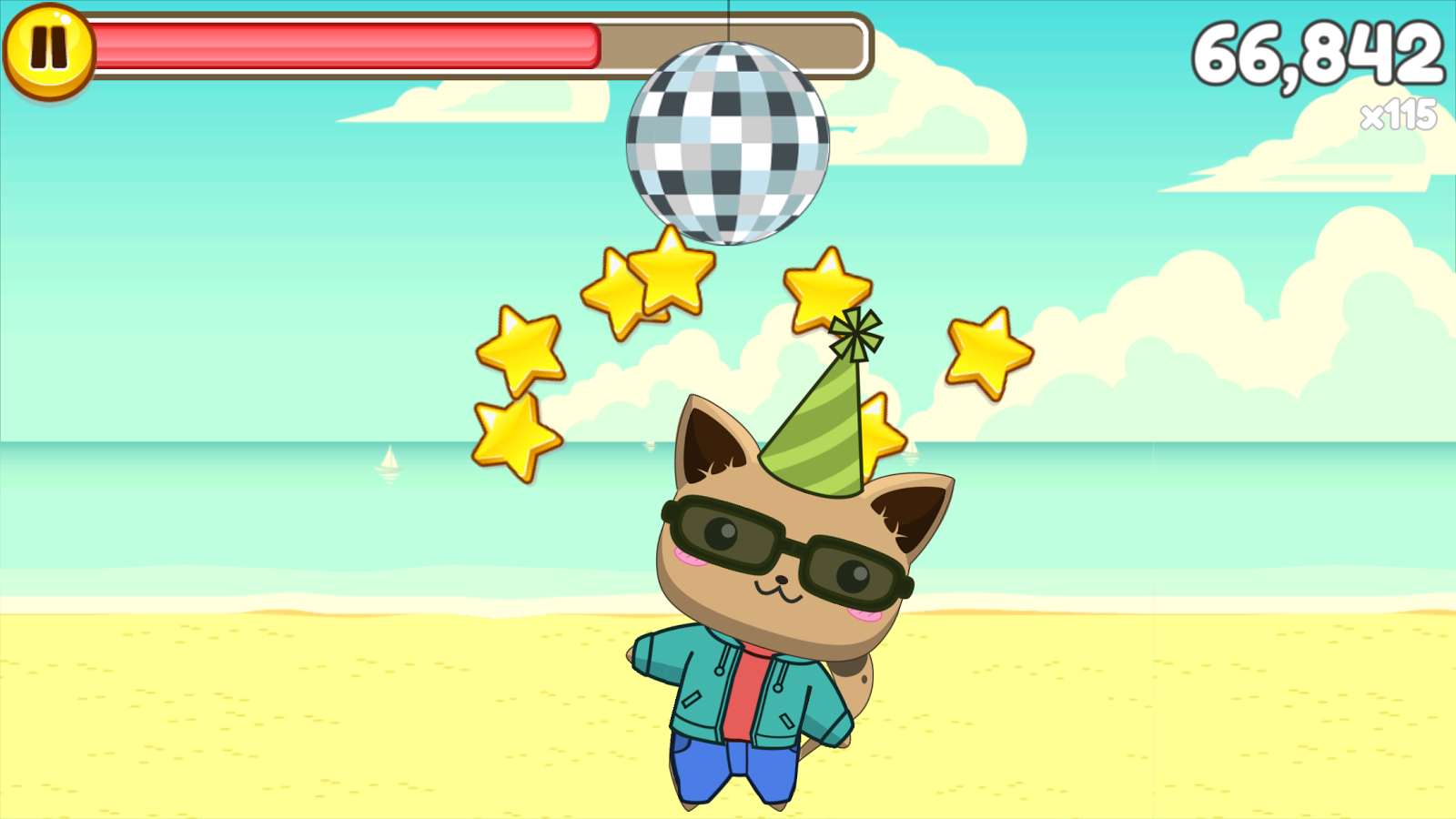 Disco Pet Revolution- screenshot