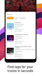 AutoTagger – automatic and batch music tag editor App Download for Android 2