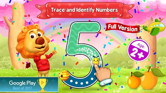 123 Numbers - Count & Tracing - náhled