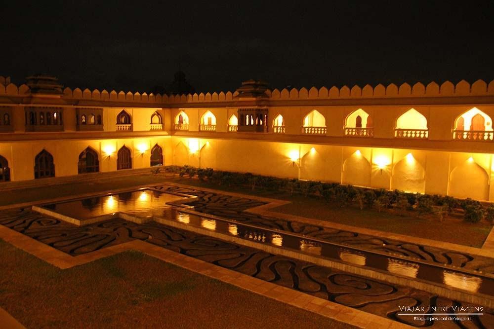 Regressar ao passado e viver como réis no hotel Evolve Back em Hampi | Índia