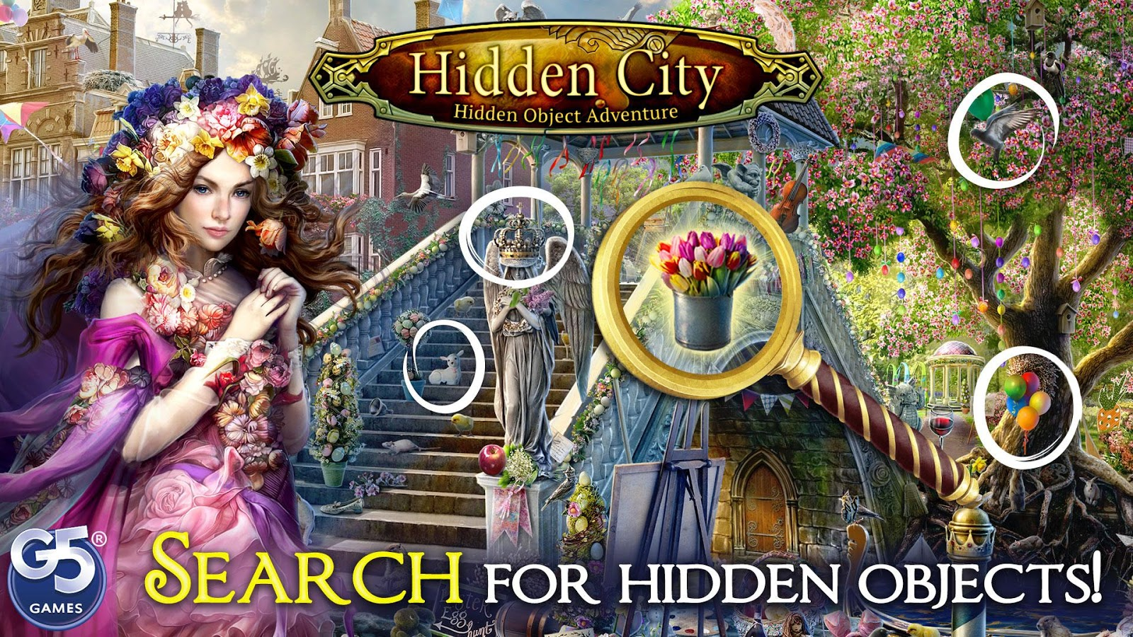 Spiel Hidden City