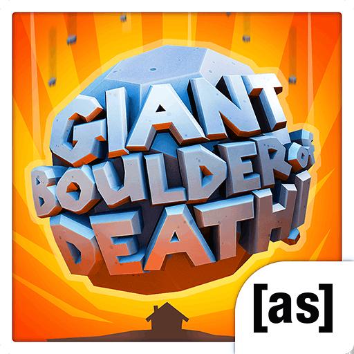 Giant Boulder of Death (game)