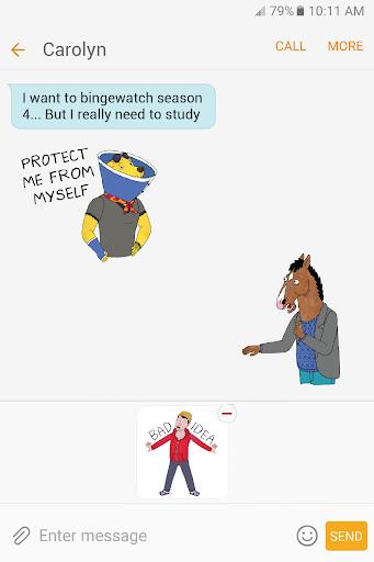 BoJack HorseApp 1.0.1 screenshots 10