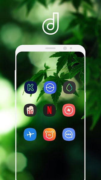 Delux - S9 Icon Pack- screenshot