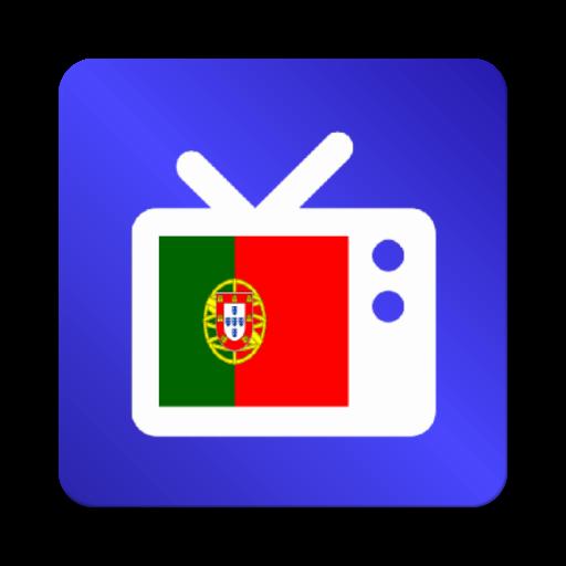 Tv Portugal - canais online guia tv gratis Icon