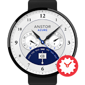 Azure watchface by Anstor