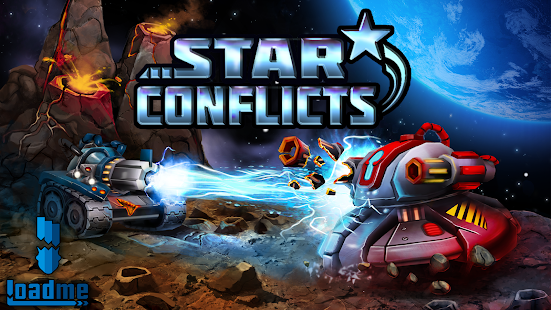 Star Conflicts Free- screenshot thumbnail