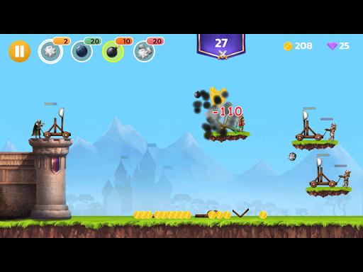 Catapult - castle & tower defense screenshot 14