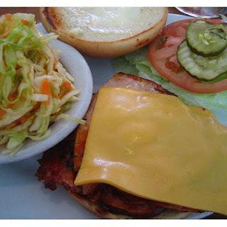 Chicken Barbecue Sandwiches