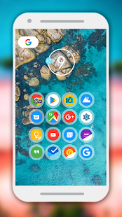 Outlix - Icon Pack Screenshot