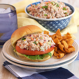 The Very Best Tuna Salad (and a Trip to the Philadelphia Zoo!) Recipe