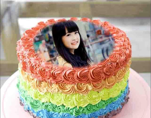 Happy Birthday Cake Frame With Name And Photo App Report On Mobile