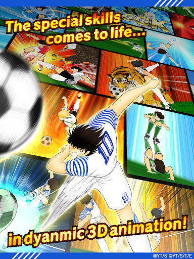 Captain Tsubasa: Dream Team 1.10.2 gameplay | by HackJr.Pw 17