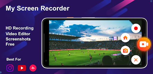 Screen Recorder & Music, Video Editor, Record Free - Apps on
