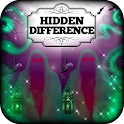 Hidden Difference: Halloween icon