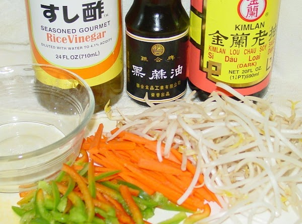 Stir in all dressing ingredients except salt. Mix well and chill for an hour...