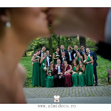 Wedding photographer Gabor Alin (gaboralin). Photo of 27.03.2017