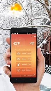 Weather Widget apk screenshot 3