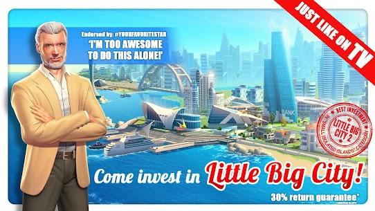 Little Big City 2 MOD (Unlimited Money/Diamonds) 7