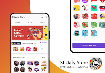 Stickify: 5000+ Stickers for WhatsApp App Download For Android 1