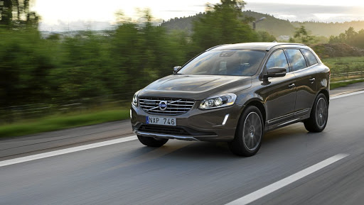 The outgoing XC60 has been one of Volvo's most successful models. Picture: SUPPLIED