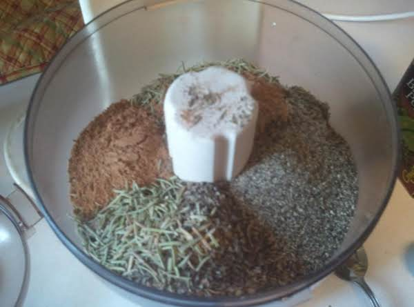 Diy Poultry Seasoning Mix